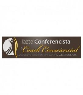 Hazte Conferencista y Coach Consciencial