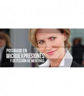Postgrado en Microexpresiones y Detección de Mentiras