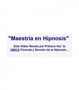 Maestría en Hipnosis