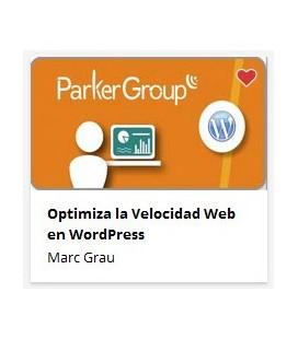 Optimiza la Velocidad Web en Wordpress