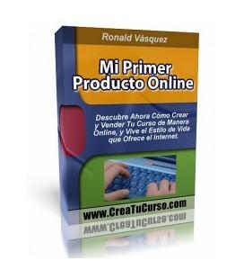 Mi Primer Producto Online