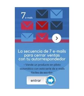 La Secuencia de 7 Emails Para Cerrar Ventas