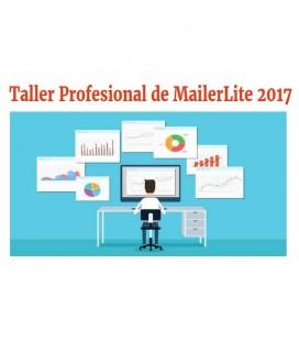Taller Profesional de MailerLite 2017