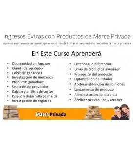 Ingresos Extras Con Productos de Marca Privada Amazon