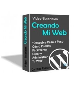Creando mi web