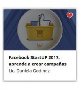 Facebook StartUp 2017