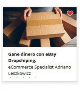Gane Dinero con Ebay Dropshiping