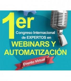 1er Congreso de Expertos en Webinars