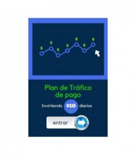 Plan de Tráfico Pago Invirtiendo 10 al día